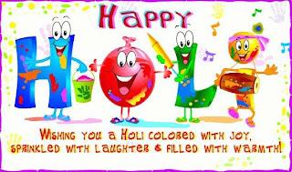 Happy N Colorful Holi 2 all.... 1