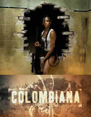 [VIDEO Trailer] Colombiana (2011)