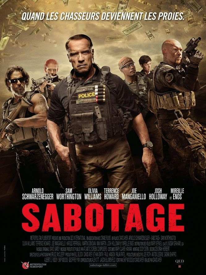 Sabotage (2014) Full Version