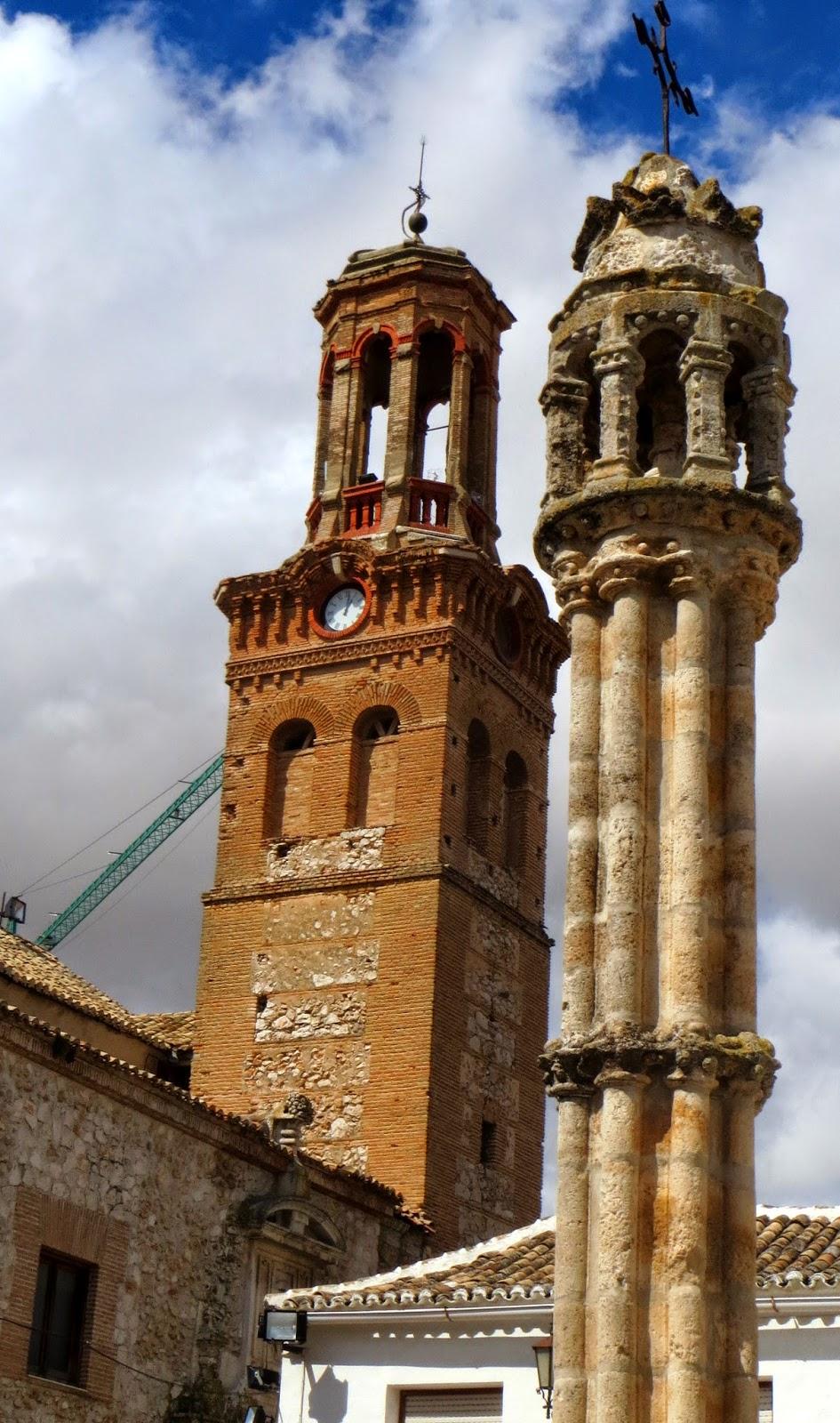Ruta de Isabel - Ocaña - Picota y Torre de los Jesuitas