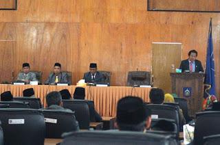 Eksekutif dan Legeslatif Lombok Tengah Setujui Pembangunan Kantor Bupati