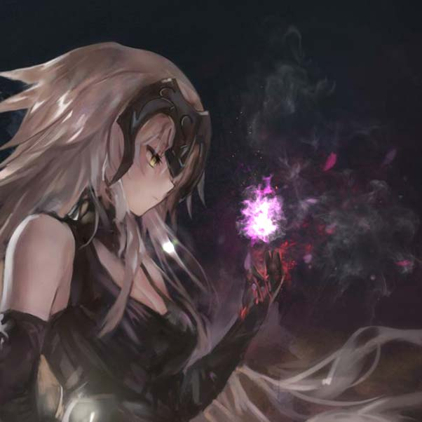 Light and Dark - Jeanne D'arc Wallpaper Engine