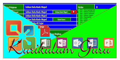 Download Program Daftar Nilai dan Raport KTSP