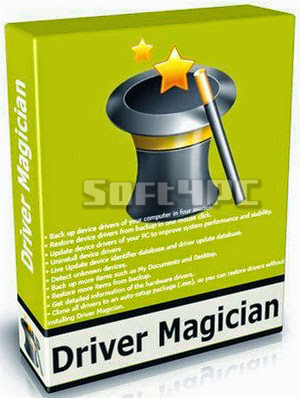 Driver Magician 4.7 Final + Key