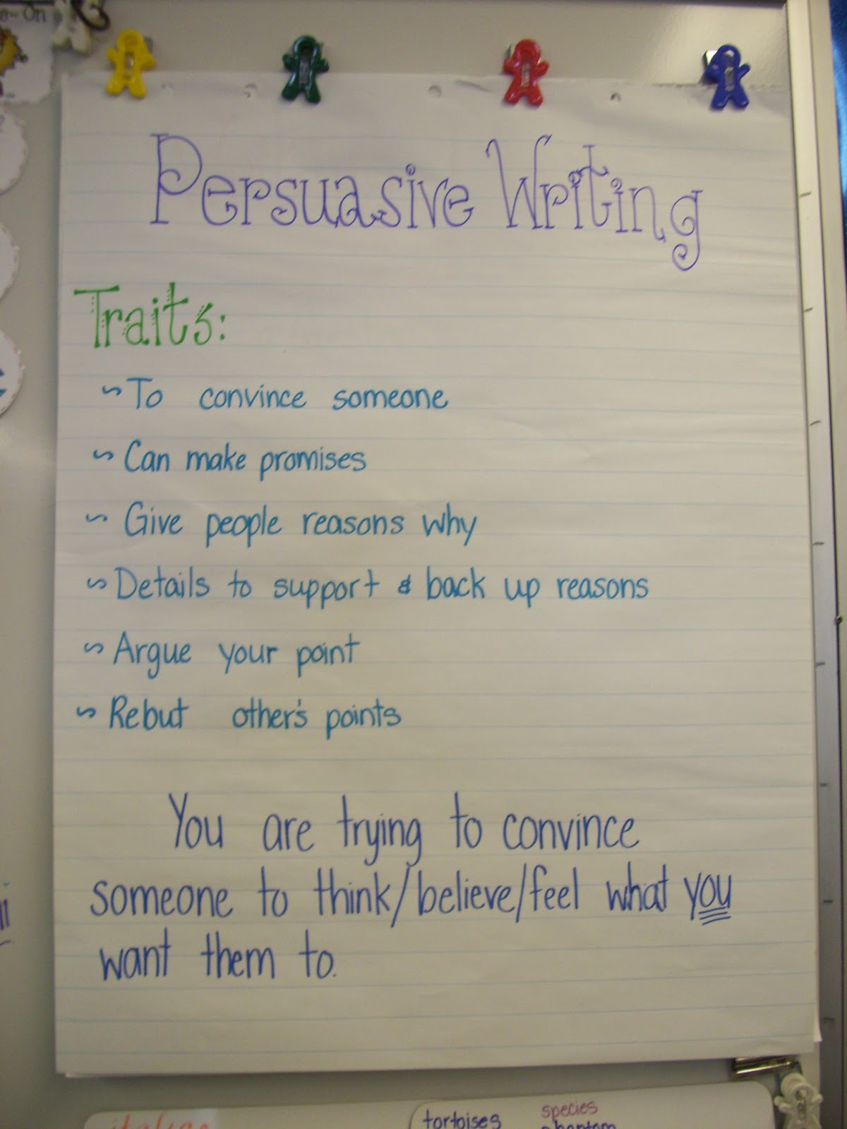 Smiles And Sunshine Persuasive Writing Mentor Texts