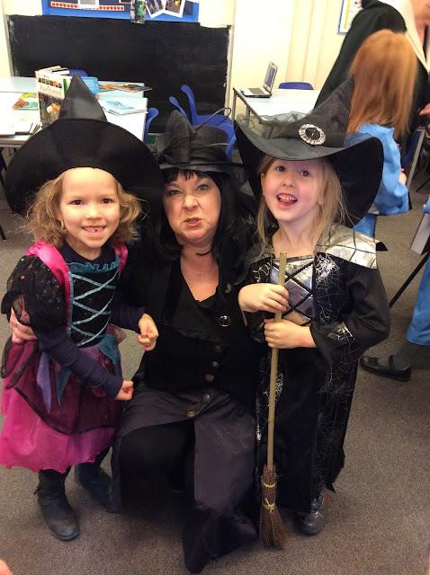 fotos de brujas con sombrero