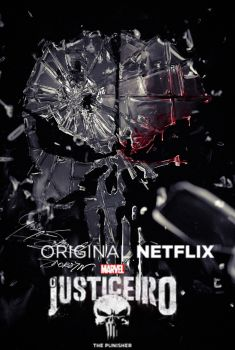 O Justiceiro 2ª Temporada Torrent - WEB-DL 720p/1080p Dual Áudio