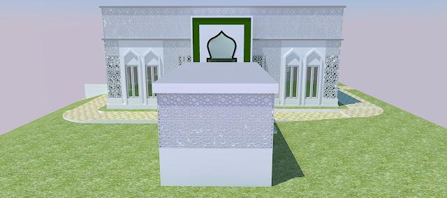 Contoh Masjid