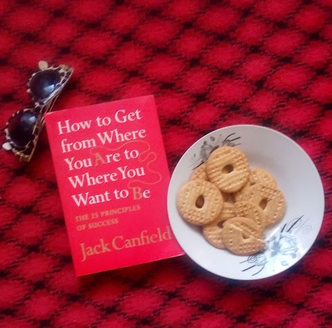 BOOK REVIEW: How to get from where you are to where you want to be