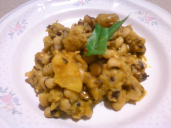 Bean and Plaintain Porridge Recipe