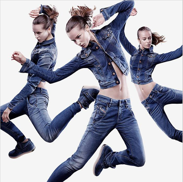 Diesel Jogg Jeans Fall/Winter 2013 Campaign