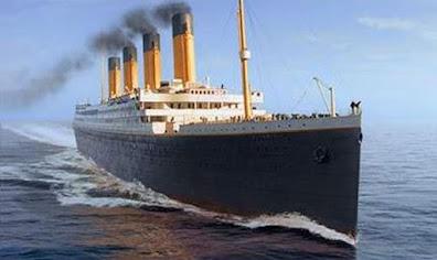 Titanic jahaj ki kahani