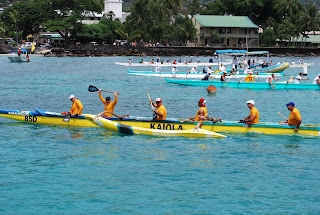 40th Annual Queen Lili'uokalani Canoe Race 5