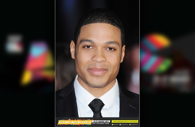 Ray Fisher is the First Celebrity Headliner for APCC Manila 2017