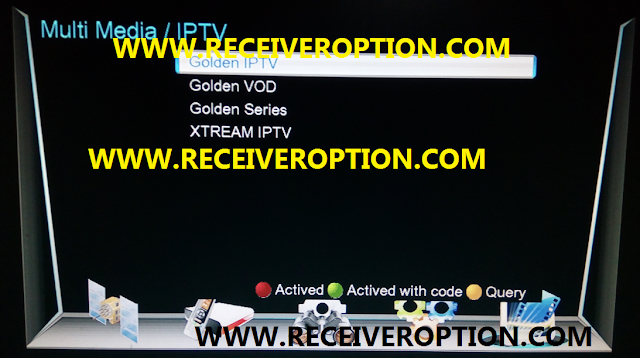 MULTIMEDIA 1506T&F MENU SCB1 POWERVU KEY NEW SOFTWARE WITH IPTV