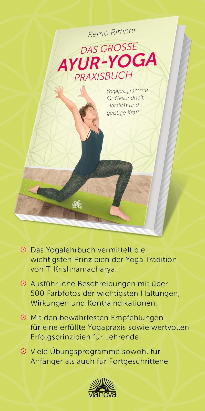 vom gl ck der kleinen dinge yoga vom feinsten das gro e ayur yoga praxisbuch. Black Bedroom Furniture Sets. Home Design Ideas