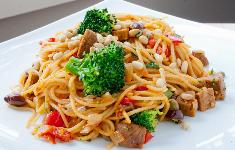 Spicy Italian Sausage Pasta with Vodka Sauce | a beautiful day  |Spicy Italian Spaghetti
