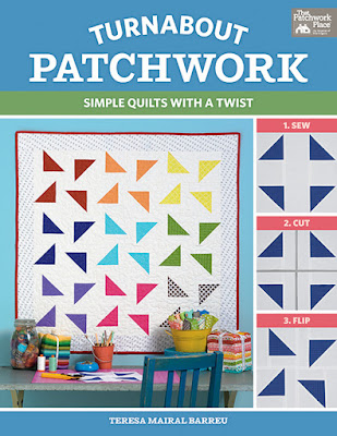 Turnabout Patchwork by Teresa Mairal Barreu