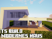 Minecraft Haus Modern Tutorial