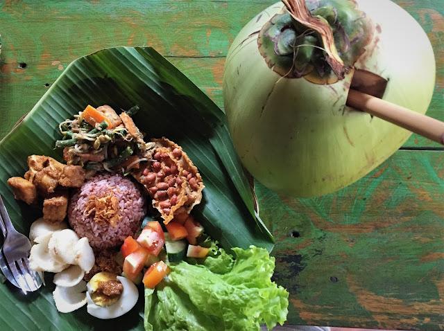 Nasi Campur, Warung Ubud