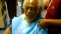 M.S.Viswanathan Singing Tamil Song In Hospital Few Minutes Before Dying
