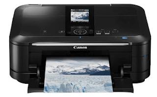 Canon PIXMA MG6160 Driver Free Download
