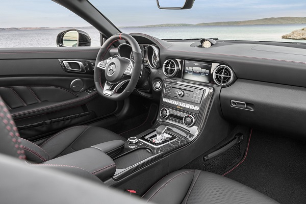 Interior Mercedes-AMG SLC 43 Roadster