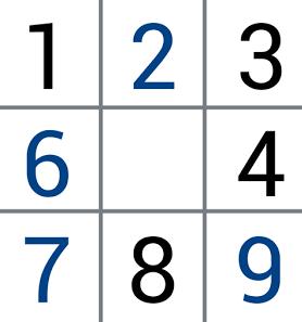 لعبة سودوكو Sudoku للموبيل اندرويد وايفون تحميل