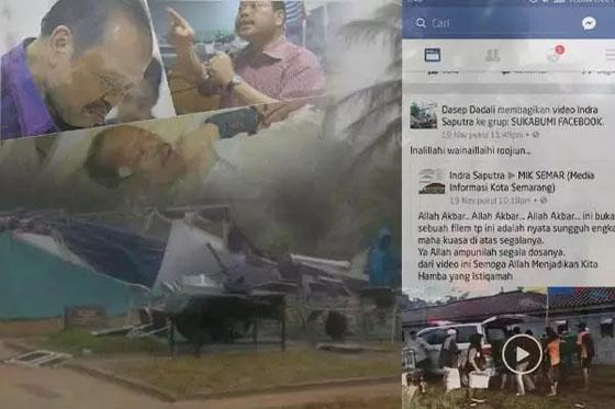 Video Prosesi Pemakaman Sutan Bhatoegana Yang Mendadak Viral
