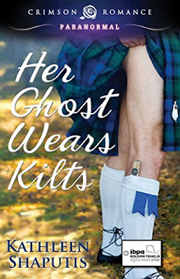 Review: Her Ghost Wears Kilts, by Kathleen Shaputis