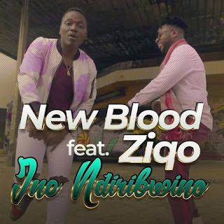Novo sangue Feat.  Ziqo - Ine Ndiribwino 2018 BAIXAR MP3