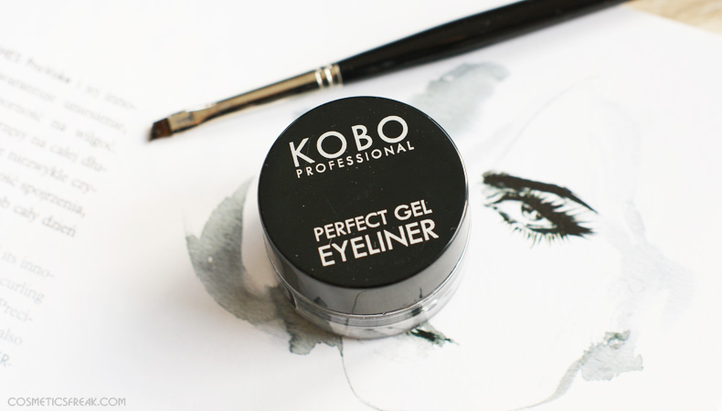 KOBO PROFESSIONAL - PERFECT GEL EYELINER