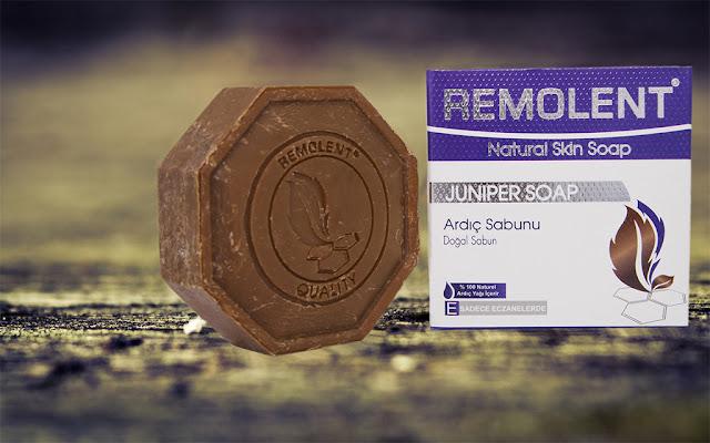 Remolent Ardıç Katranı Yağlı Sabun