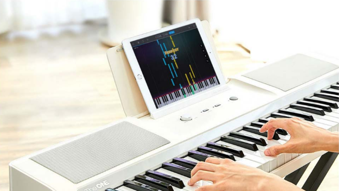 xiaomi electric piano the one smart keyboard light piano