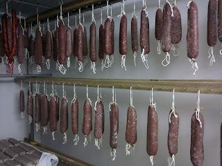 Xoriços de Carnisseria Porté-Estop.