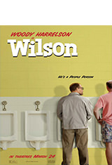 Wilson (2017) BRRip 1080p Latino AC3 5.1 / ingles AC3 5.1