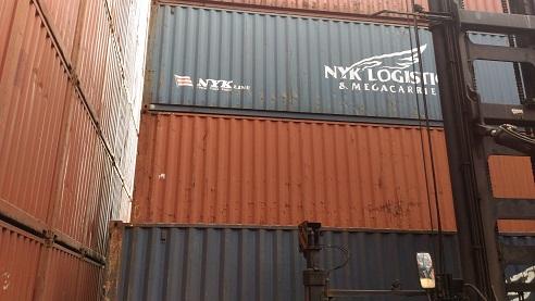 Harga Container Bekas Naik Di Indonesia