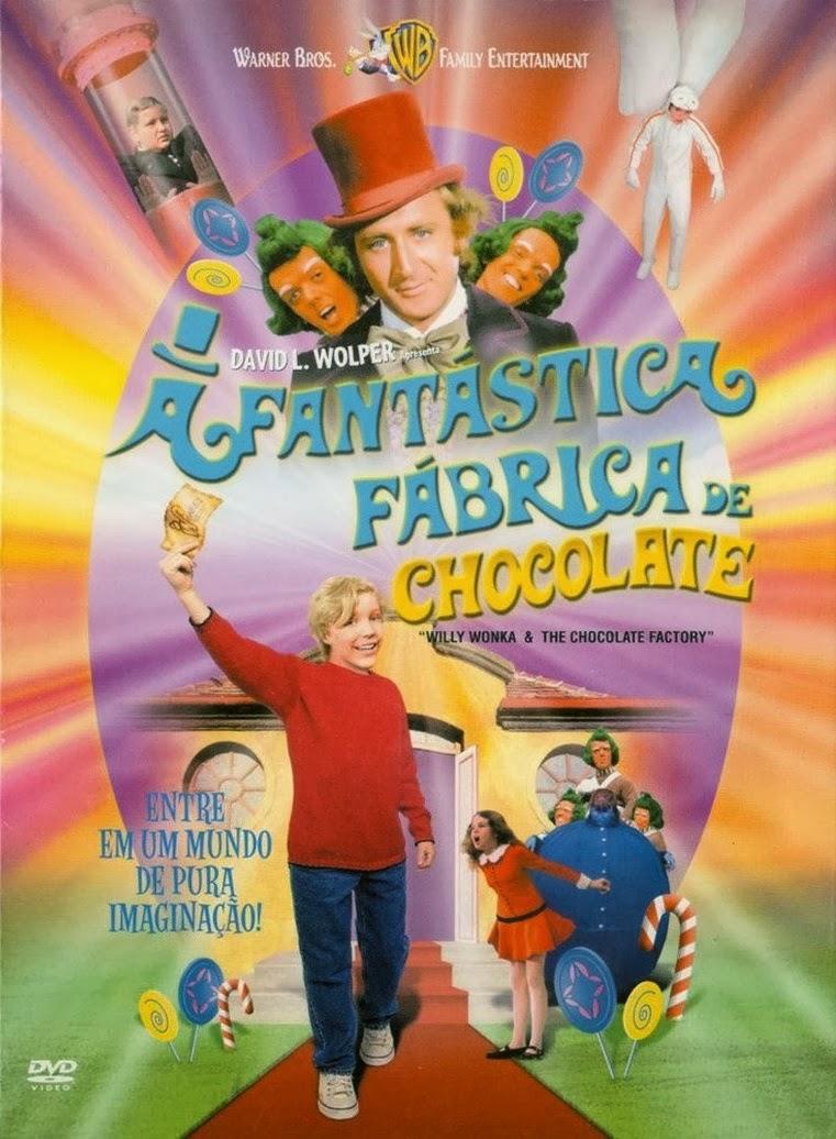 A Fantástica Fábrica de Chocolate – Dublado (1971)