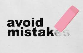 Avoidable Mistakes, Current Mortgage Lender, Mortgage, Home Loans
