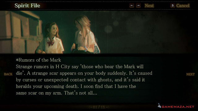Death Mark Gameplay Screenshot 3