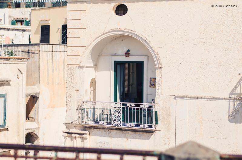 alte italienische Häuser
