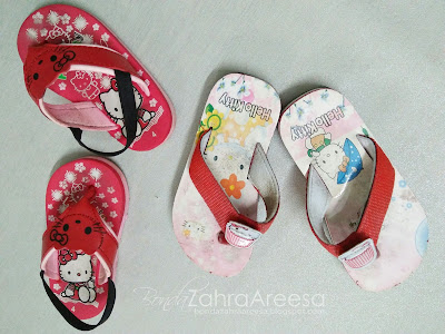Koleksi Hello Kitty, Sliper Hello Kitty