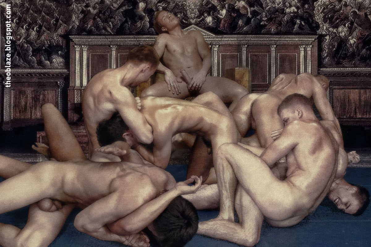 Bel ami orgy