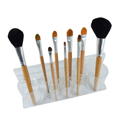 Buy the Acrylic Brushes Holder at Nile Corp