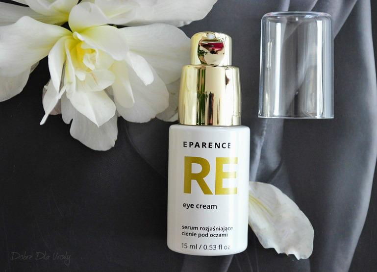 Eparence Radiance Effect Serum rozjaśniające cienie pod oczami- recenzja
