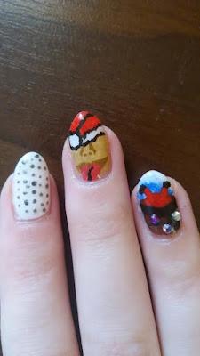 paznokcie-hybrydowe-krok-po-kroku-jak-zrobic-zdobienie-farba-akrylowa-inspiracje-pomysly