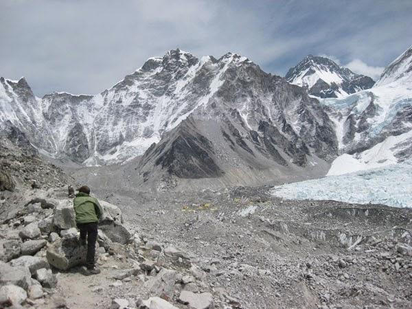 Everest base camp trek organized by the Everest base camp trek agency