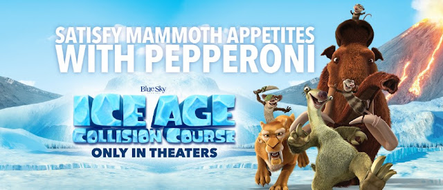 Hormel wants you to enter to win a Disney inspired Ice Age Collision Course adventure vacation for you and the kids to Fairbanks, Alaska to visit their ice museum and more!