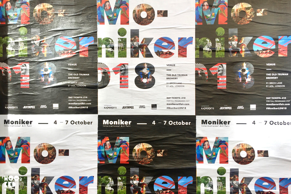 Moniker Art Fair 2018 London Edition
