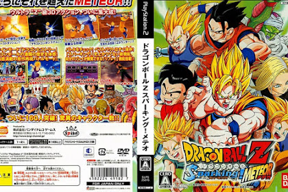 Free Download and Play Game Dragon Ball Z Sparking for Computer PC or Laptop